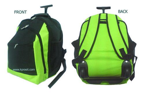 กระเป๋าล้อลาก กระเป๋าเป้มีล้อ WL 011