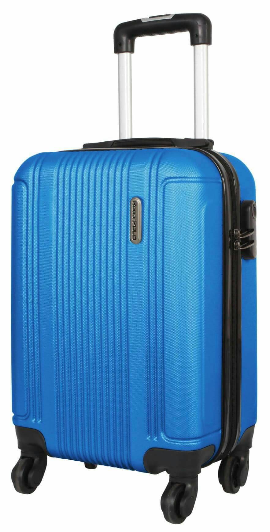 กระเป๋าล้อลาก กระเป๋าไฟเบอร์ กระเป๋าเดินทางมีล้อ WL 001
