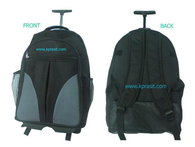 กระเป๋าล้อลาก กระเป๋าเป้มีล้อ WL 015