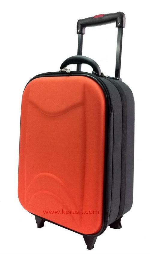 กระเป๋าล้อลาก กระเป๋าเดินทางหน้าโฟม WL 020