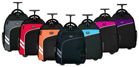 กระเป๋าล้อลาก กระเป๋าเดินทาง เป้มีล้อ WL 023