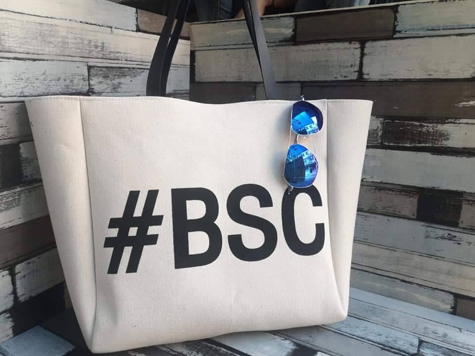 กระเป๋าเอนกประสงค์ Tote Bag : BSC