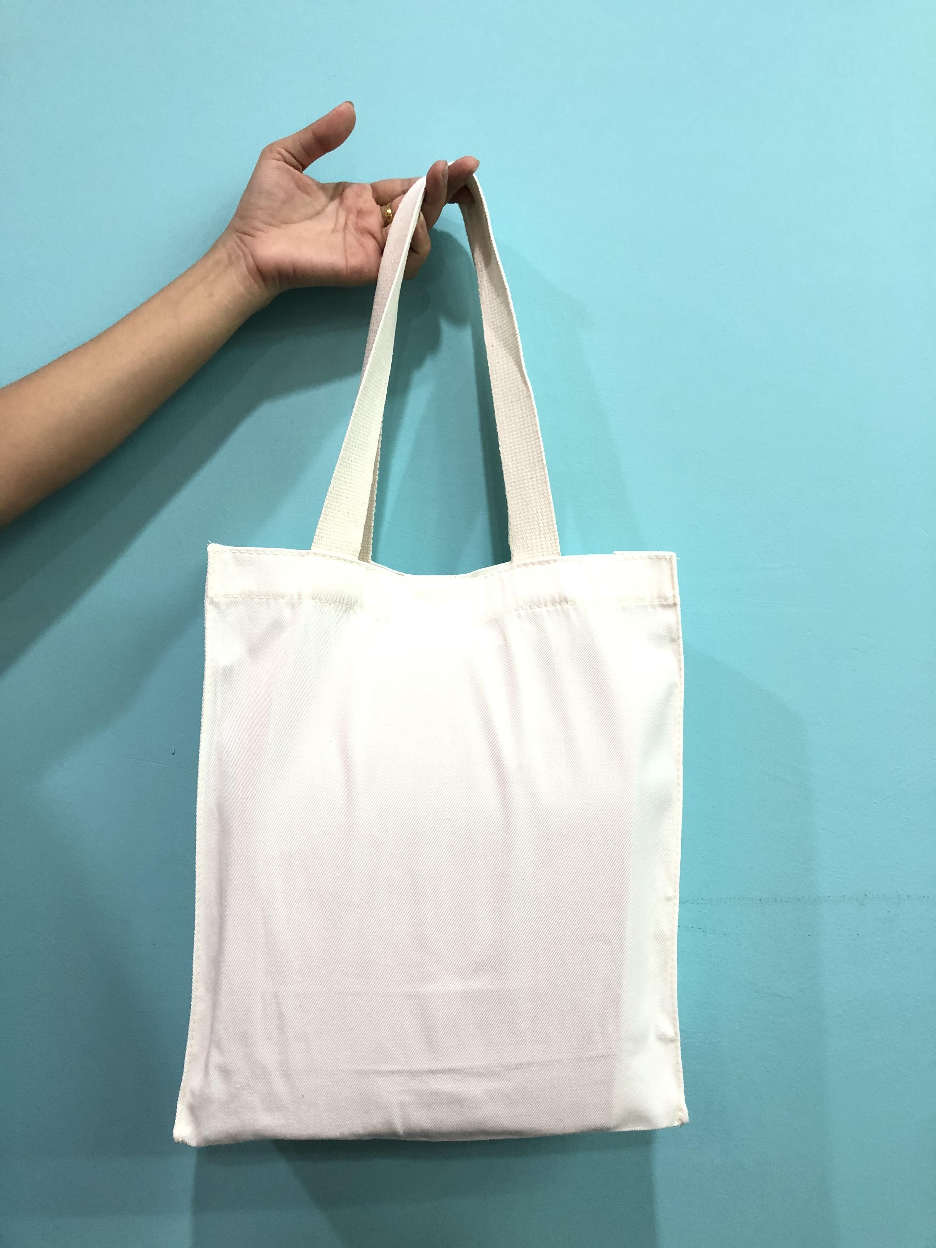 กระเป๋าช้อปปิ้ง ถุงผ้า รุ่น 9006
