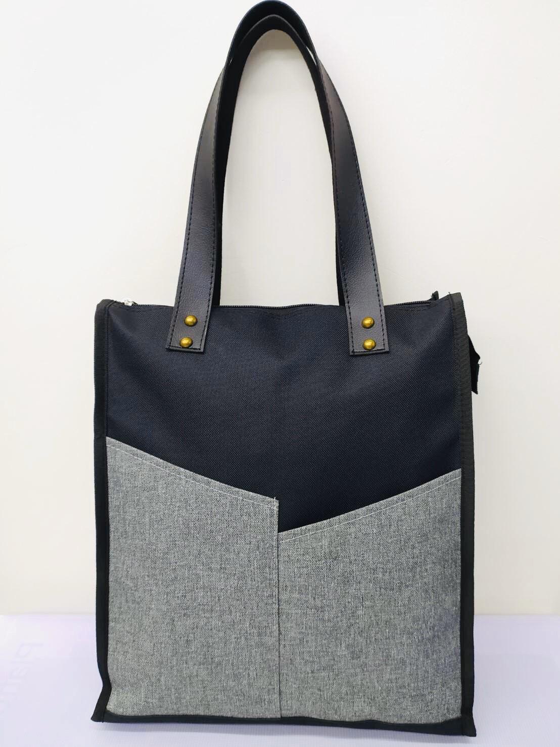กระเป๋าช้อปปิ้ง ถุงผ้า รุ่น 9039