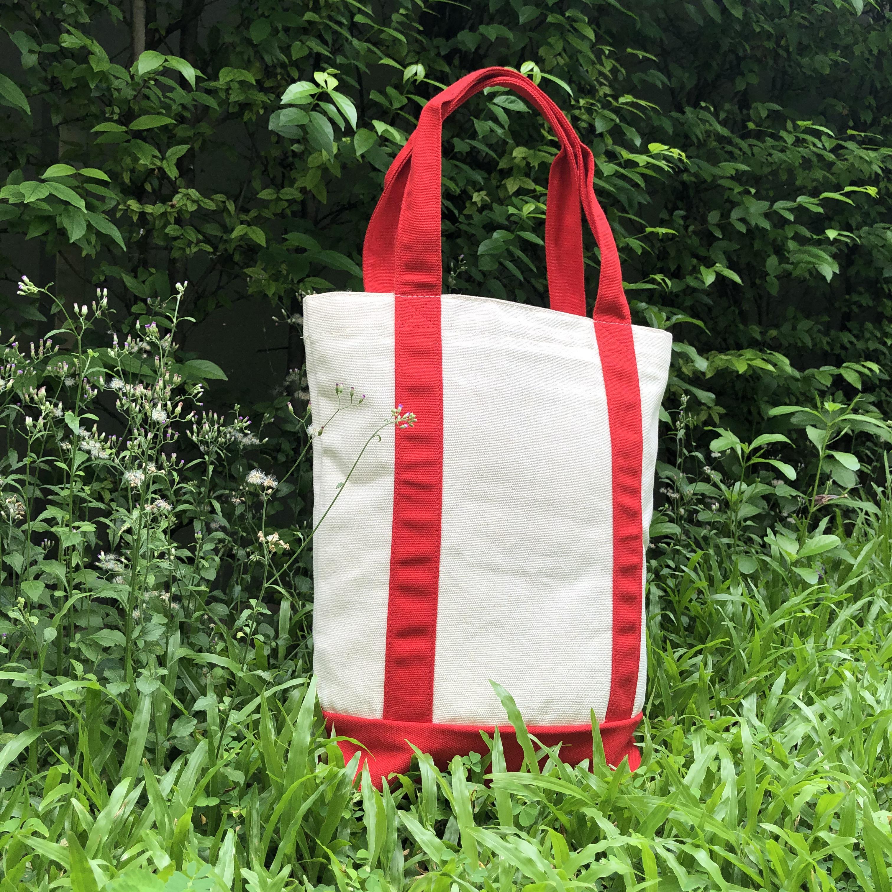 กระเป๋าช้อปปิ้ง ถุงผ้าแคนวาส รุ่น 9040