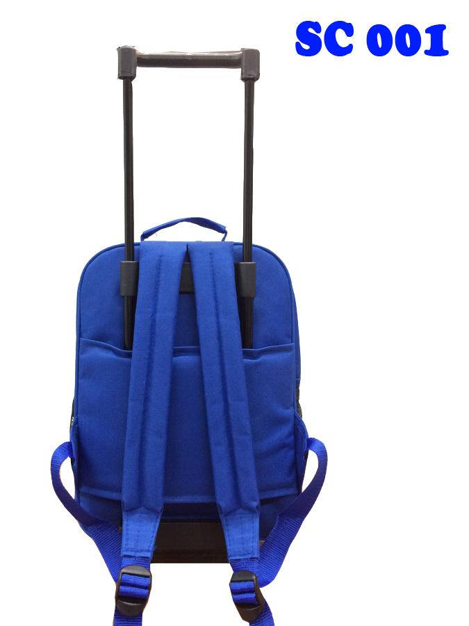 กระเป๋านักเรียน มีล้อลาก SC 001