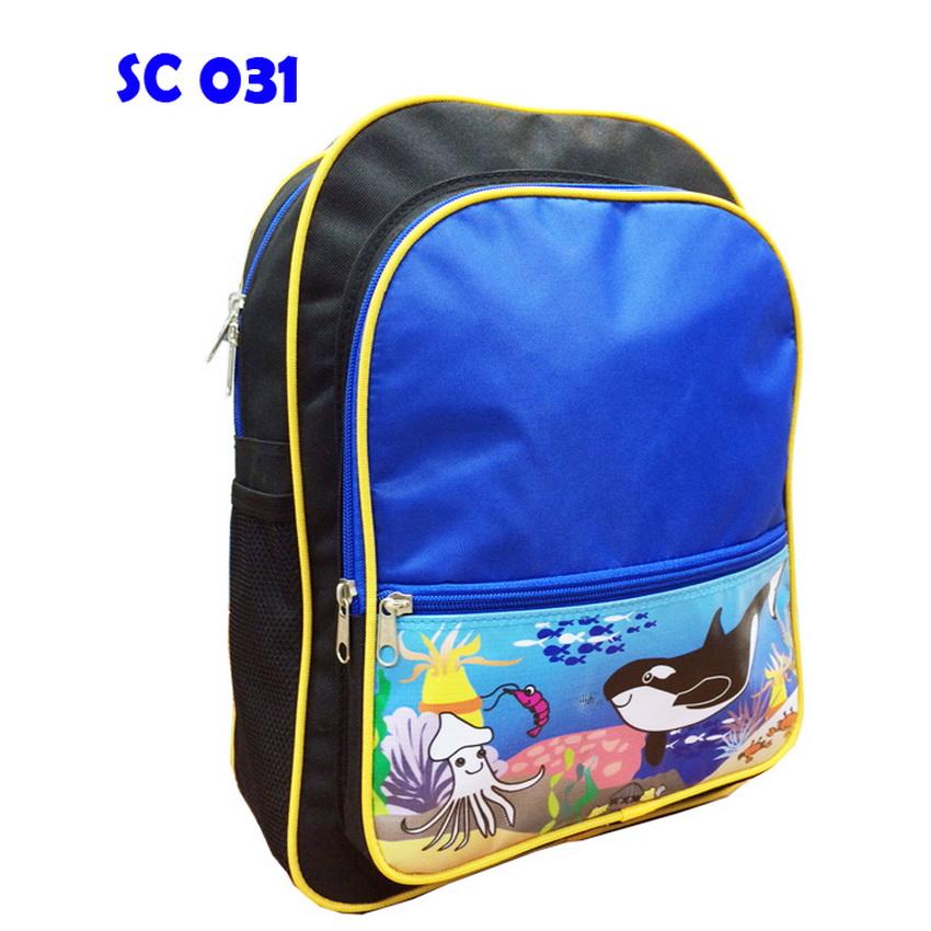 กระเป๋านักเรียน เป้นักเรียน SC 031