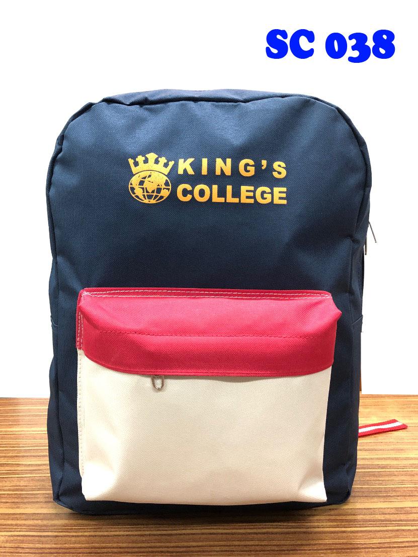 กระเป๋านักเรียน เป้นักเรียน SC 038