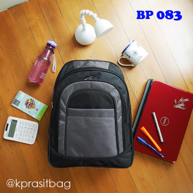 กระเป๋าเป้ เป้สะพายหลัง กระเป๋าโน้ตบุ๊ค BP 083