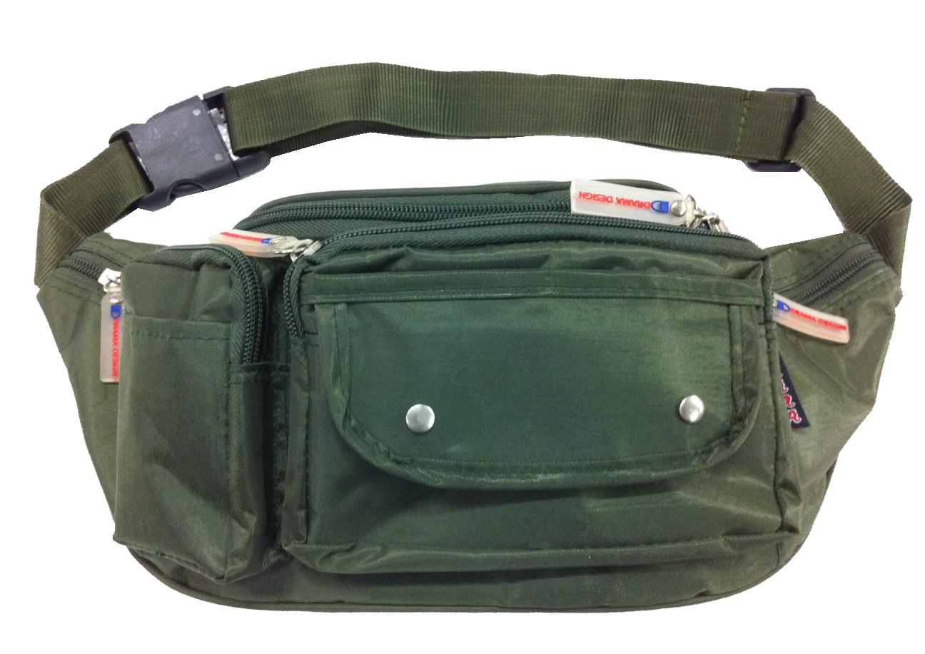 กระเป๋าคาดเอว กระเป๋าคาดอก WB006
